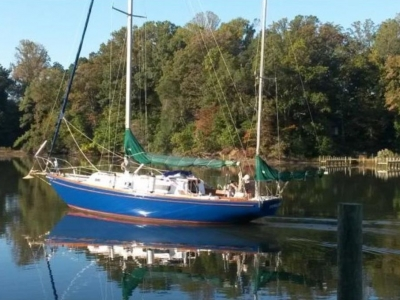 Power Boats - 1972 Morgan 34 Yawl for sale in Lancaster, Virginia at $12,900