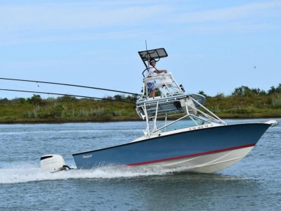 Power Boats - 1976 Sea Craft 23 Sceptre for sale in Port O'connor, Texas at $69,000