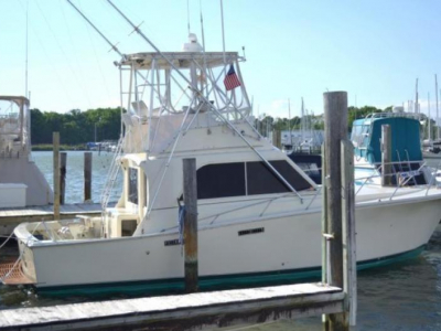 1979 Pacemaker 36 Sportfish for sale in Edgewater, Maryland at $72,000