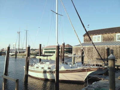 1984 Bayfield 32C Sailboat for sale in Cape May, New Jersey at $16,900