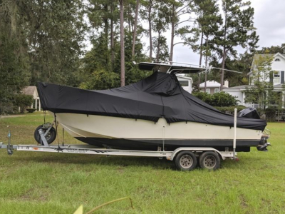 Small Boats - 1985 Mako 224 CC for sale in Beaufort, South Carolina at $13,500