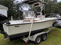 1985 Mako 224 CC for sale in Beaufort, South Carolina (ID-63)