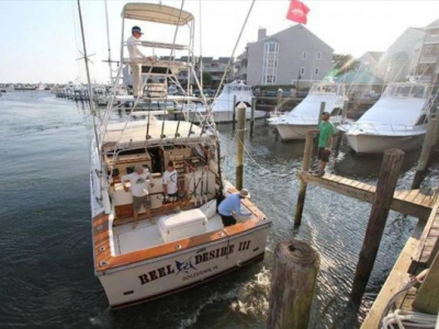 1988 Blackfin 36 Combi for sale in Leesburg, New Jersey at $110,000
