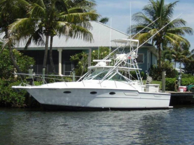 1988 Tiara 3300 Open for sale in Fort Pierce, Florida at $55,000