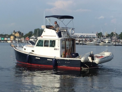 Power Boats - 1989 Cape Dory 28 Flybridge for sale in Bridgeport, Connecticut at $44,950