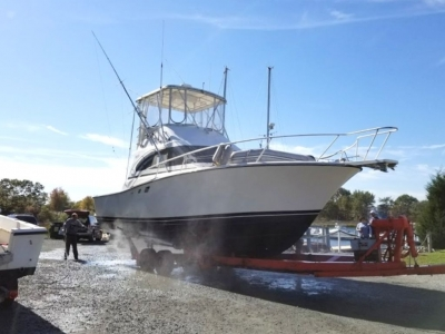 1990 Luhrs 350 Tournament for sale in Portsmouth, Rhode Island at $65,000