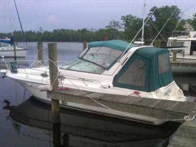 Power Boats - 1996 Sea Ray 290 Sundancer for sale in Edenton, North Carolina at $23,000
