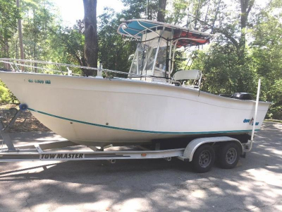 Small Boats - 1997 Cape Horn 21 Offshore for sale in Dublin, Georgia at $27,500