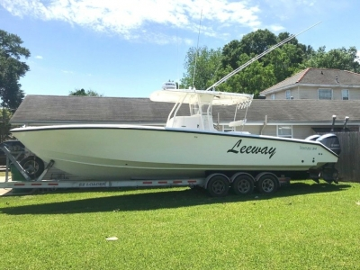 Power Boats - 1998 Venture  34 Open for sale in Metairie, Louisiana at $105,000