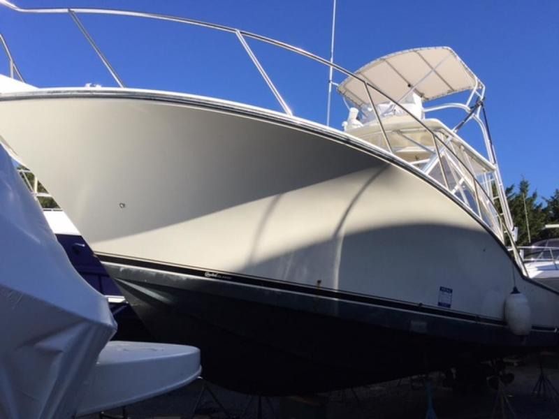 2003 Carolina Classic Classic 35 Express for sale in Onset, Massachusetts (ID-32)