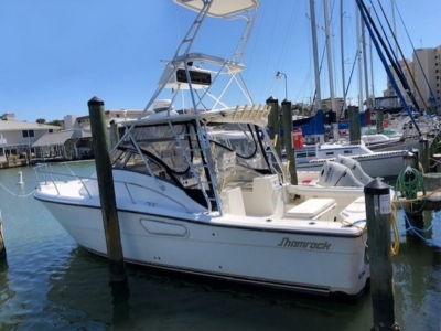2003 Shamrock 290 Express for sale in Venice, Florida at $66,500