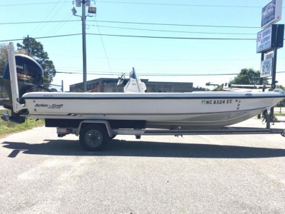 2004 Action Craft 1890 Flatsmaster for sale in Wilmington, North Carolina at $28,000