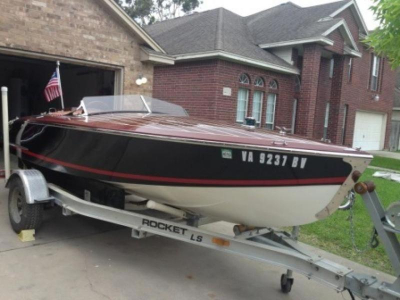 Power Boats - 2004 Alsberg Classic Runabout for sale in Chesapeake, Virginia at $24,000
