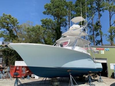 2007 Custom Carolina  Sea Tek 36 Express for sale in Murrells Inlet, South Carolina at $329,900