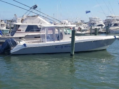 2007 Everglades 350 CC for sale in Cape May Court House, New Jersey at $186,000