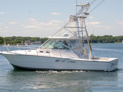 2007 Rampage Yachts 38 Express for sale in Belmar, New Jersey at $229,000
