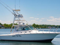 2007 Rampage Yachts 38 Express for sale in Belmar, New Jersey (ID-23)
