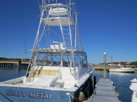 2007 Viking 52 Open for sale in East Falmouth, Massachusetts (ID-46)