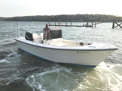Power Boats - 2008 Steiger Craft 21 Long Beach DV for sale in Oyster Bay, New York at $39,000
