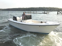 2008 Steiger Craft 21 Long Beach DV for sale in Oyster Bay, New York (ID-34)