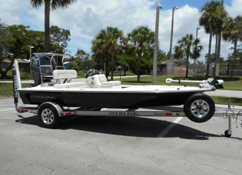 2009 Sterling TR7 Tunnel Hull for sale in Boca Raton, Florida (ID-67)