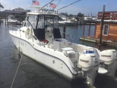 Small Boats - 2010 Baha Cruisers 296 King Cat for sale in New Rochelle, New York at $64,900