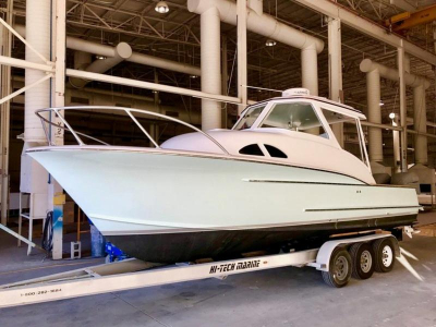 2012 Winter 27 Custom Cuddy for sale in Hubert, North Carolina at $195,000