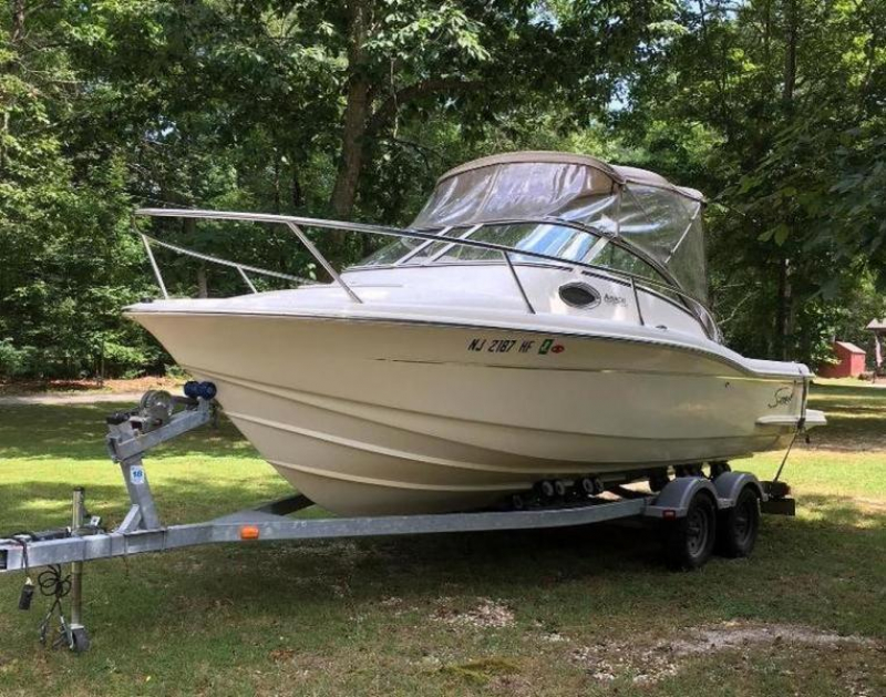 2013 Scout 225 Abaco for sale in Somers Point, New Jersey (ID-28)