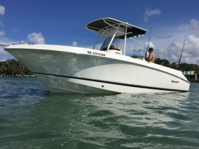 2013 Wellcraft 252 Fisherman for sale in Palm City, Florida at $64,995
