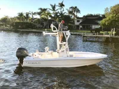 2017 Robalo 206 Cayman for sale in North Palm Beach, Florida at $58,000