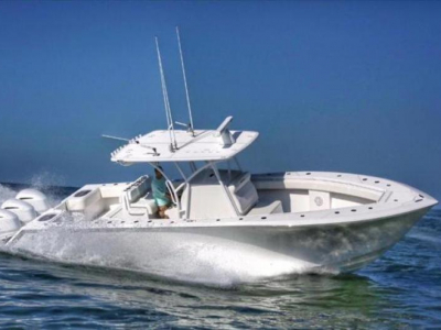 2017 Sea Hunter 33 Tournament for sale in Alligator Point, Florida at $269,000