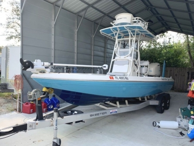 2017 Skeeter SX240 for sale in St Augustine, Florida at $66,000