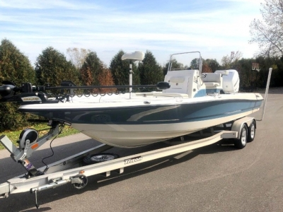 2017 Triton 240 LTS Pro for sale in Seymour, Wisconsin at $59,995