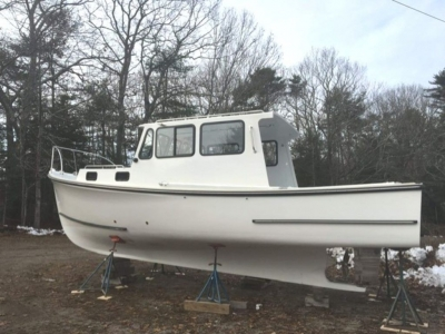 Power Boats - 2018 BHM 28 Downeast for sale in Boothbay, Maine at $172,750