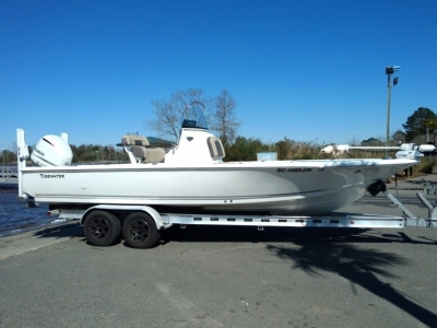 Small Boats - 2019 Tidewater 2400 Bay Max for sale in Georgetown, South Carolina at $67,500
