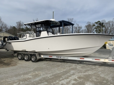 2020 Invincible 33 Open Fisherman for sale in Holden Beach, North Carolina at $315,900
