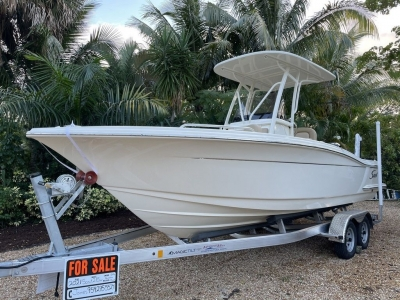2021 Scout 215 XSF for sale in Fort Lauderdale, Florida at $85,000