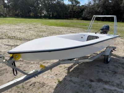 Small Boats - 2021 Skimmer Skiff 146 Flats Skiff for sale in Orange Beach, Alabama at $10,900