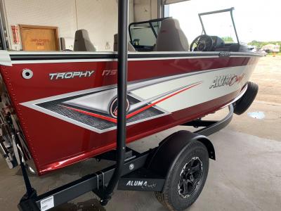 Power Boats - 2020 Alumacraft Trophy 175 for sale in Saint Cloud, Minnesota at $38,127