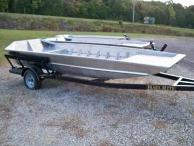 Power Boats - 2021 Alweld 1652 Sport Jon for sale in Hermann, United States