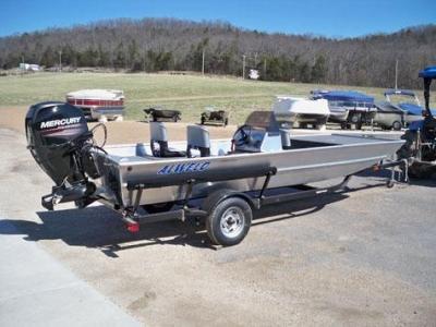 Power Boats - 2021 Alweld 1752J Custom for sale in Hermann, Missouri