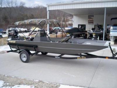 Power Boats - 2021 Alweld 1752SJ for sale in Hermann, Missouri