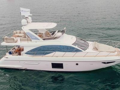 Power Boats - 2021 Azimut 55 flybridge for sale in Newport Beach, California