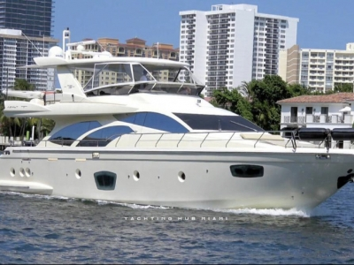 2009 Azimut 75 for sale in Hallandale, Florida at $1,499,999