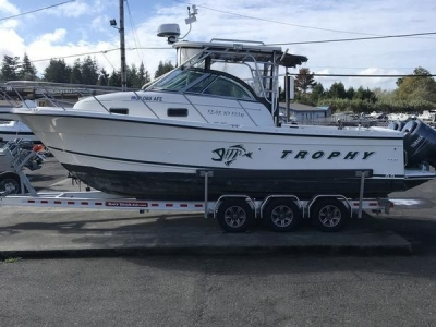 Power Boats - 2000 Bayliner 2802 Trophy Cuddy for sale in Coos Bay, Oregon at $59,995