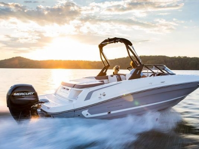2022 Bayliner VR5 Outboard for sale in Buzzards Bay, Massachusetts