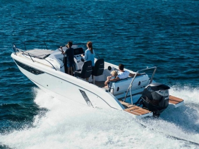 Power Boats - 2021 Beneteau America Flyer 8 Sundeck for sale in Point Pleasant, New Jersey
