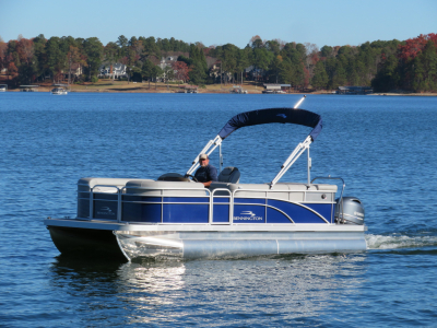 Power Boats - 2020 Bennington 20SLV for sale in Buford, Georgia at $26,998