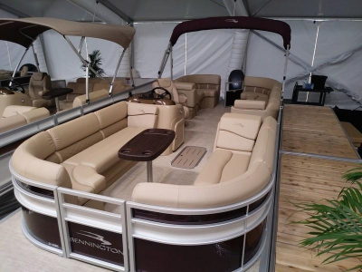 2019 Bennington 25 SSRCX for sale in Red Wing, Minnesota at $55,499