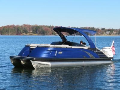 2021 Bennington 25QXSBWA for sale in United States,